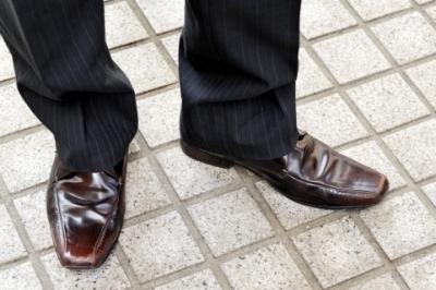 靴の手入れは大丈夫ですか?